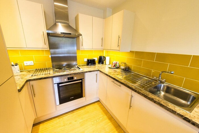 Serviced Lettings - Friar Gate Apartments - 2