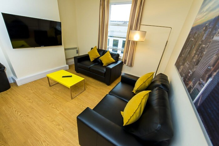 Serviced Lettings - Friar Gate Apartments - 3