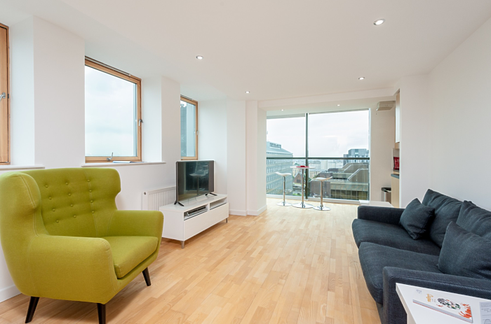 Serviced Lettings - Bothwell Apartments - 1