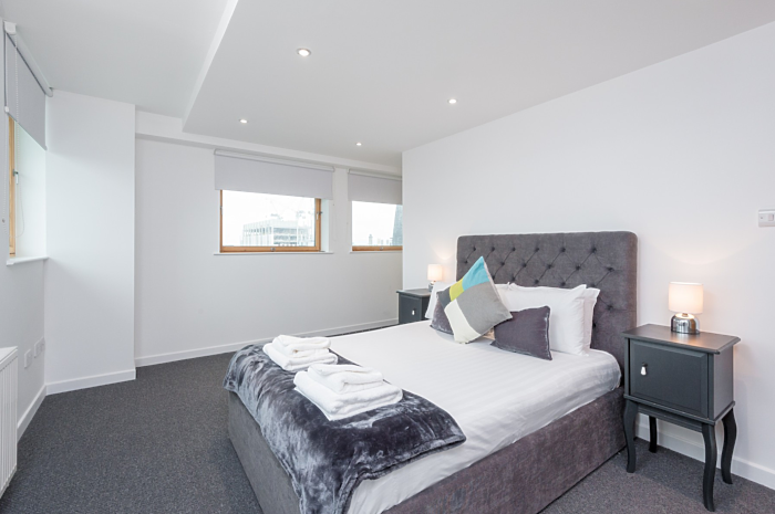 Serviced Lettings - Bothwell Apartments - 2