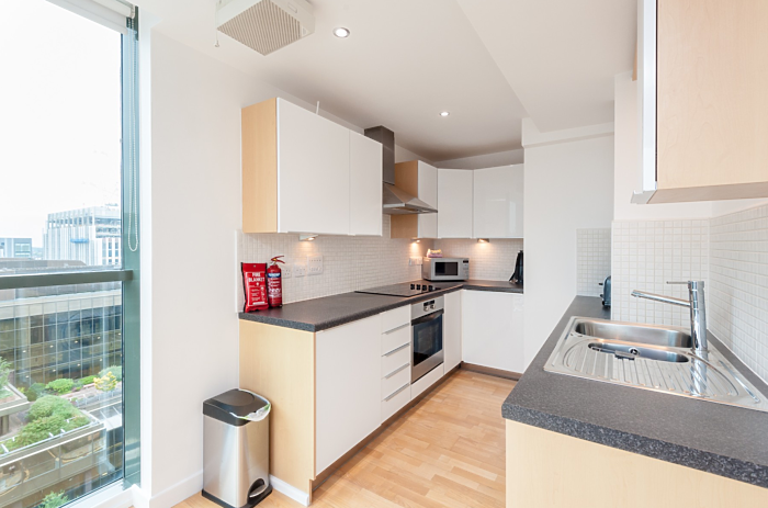 Serviced Lettings - Bothwell Apartments - 3