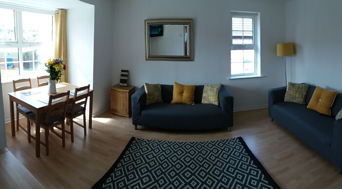 Serviced Lettings - Penarth Apartment - 2
