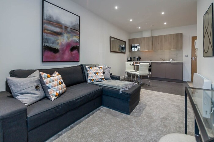Serviced Lettings - Foss Apartments - 1