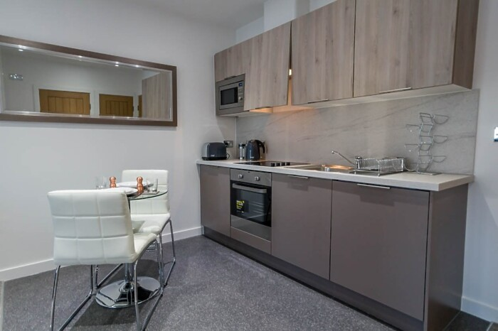 Serviced Lettings - Foss Apartments - 6