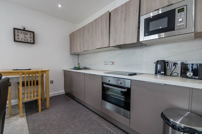 Serviced Lettings - Foss Studio Apartments - 2