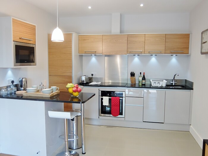 Serviced Lettings - Fraser Apartments - 1