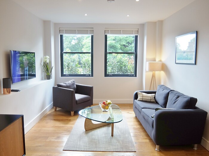 Serviced Lettings - Fraser Apartments - 3
