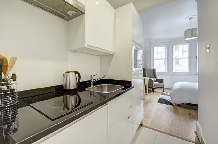Serviced Lettings - Cannon Street Studios - 6