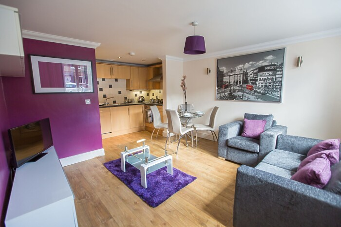 Serviced Lettings - Anchor Apartments - 2