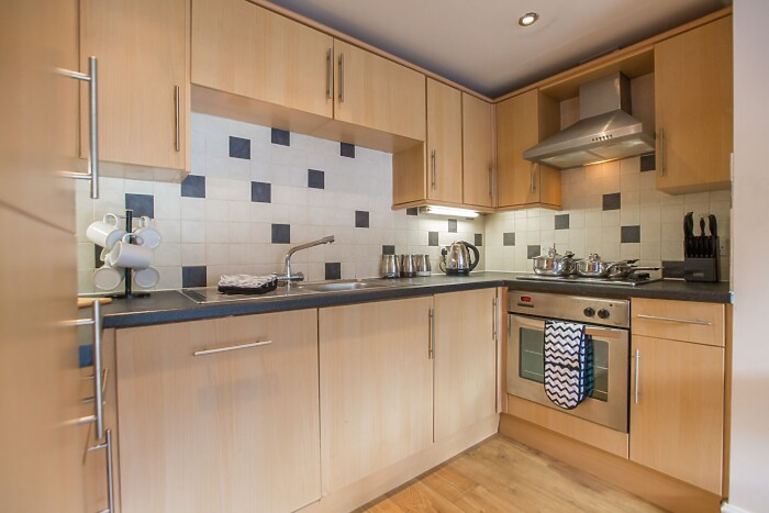 Serviced Lettings - Anchor Apartments - 4