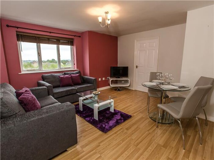 Serviced Lettings - Park Central Apartments - 4