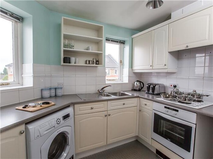 Serviced Lettings - Park Central Apartments - 5