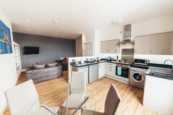 Serviced Lettings - Gateway Apartments - 4