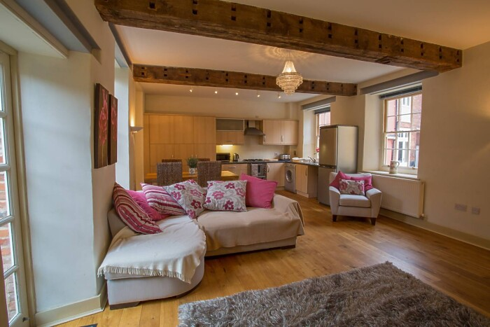 Serviced Lettings - Quayside Apartments - 1