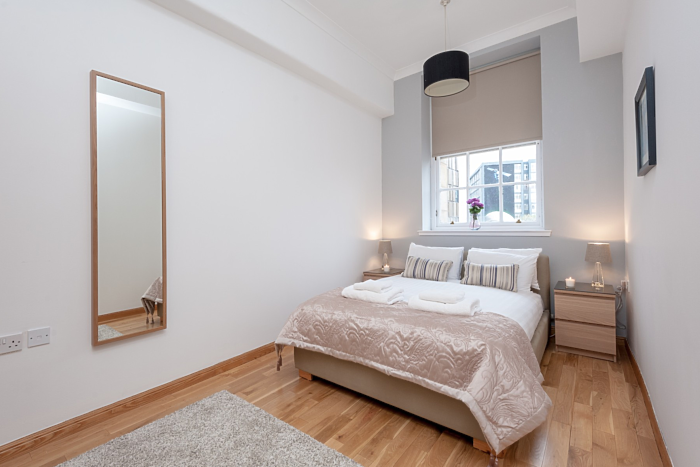 Serviced Lettings - Glasgow College Apartments - 1
