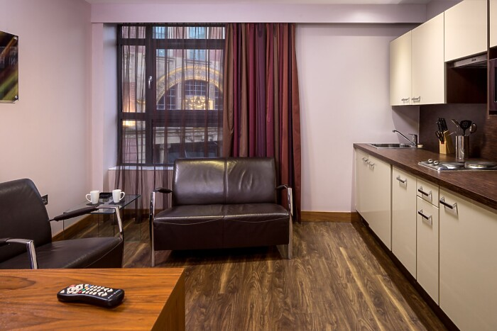 Serviced Lettings - LS1 Apartments - 4