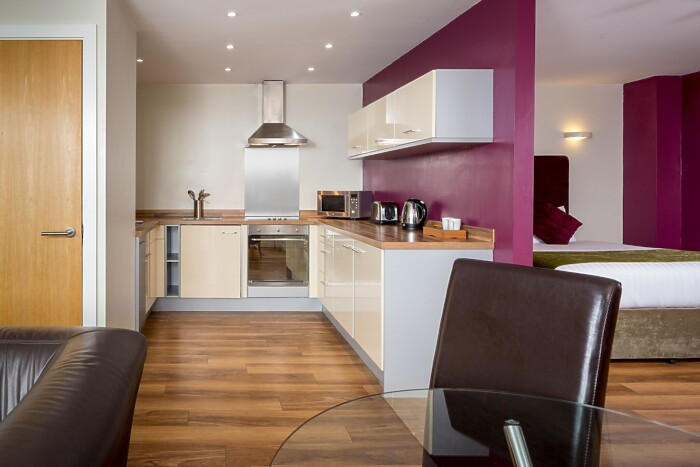 Serviced Lettings - LS4 Apartments - 2