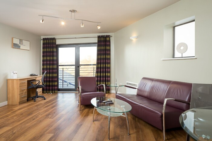 Serviced Lettings - LS4 Apartments - 4