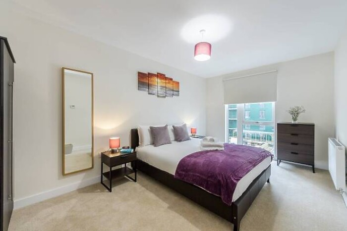 Serviced Lettings - NW9 Apartments - 2
