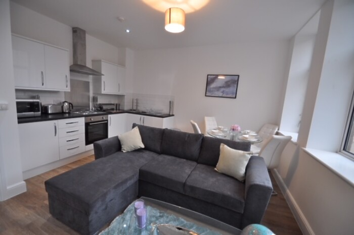 Serviced Lettings - Chambers House Apartments - 2