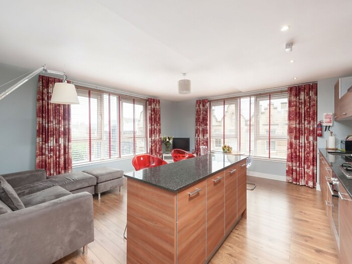 Serviced Lettings - George Square Apartments - 1