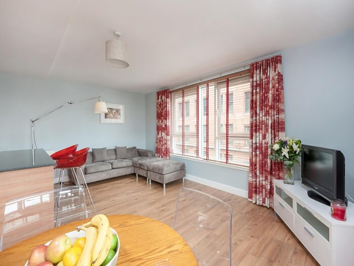 Serviced Lettings - George Square Apartments - 2