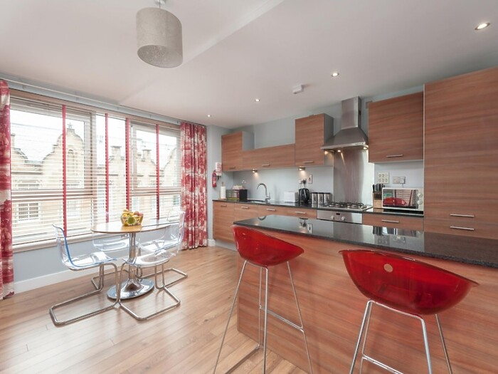 Serviced Lettings - George Square Apartments - 3