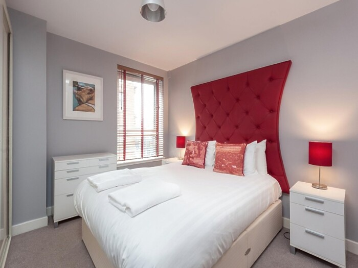 Serviced Lettings - George Square Apartments - 4