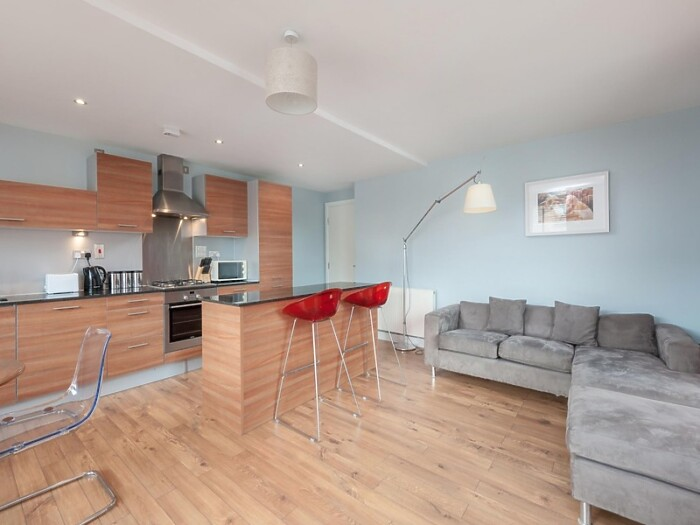 Serviced Lettings - George Square Apartments - 5