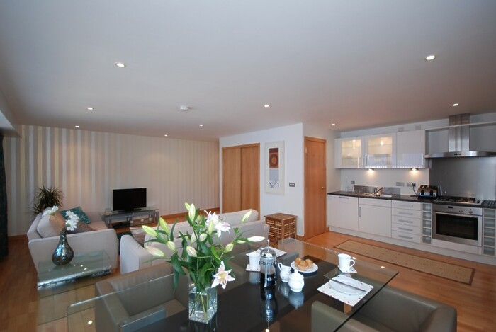 Serviced Lettings - College Apartments - 1