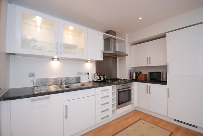 Serviced Lettings - College Apartments - 4