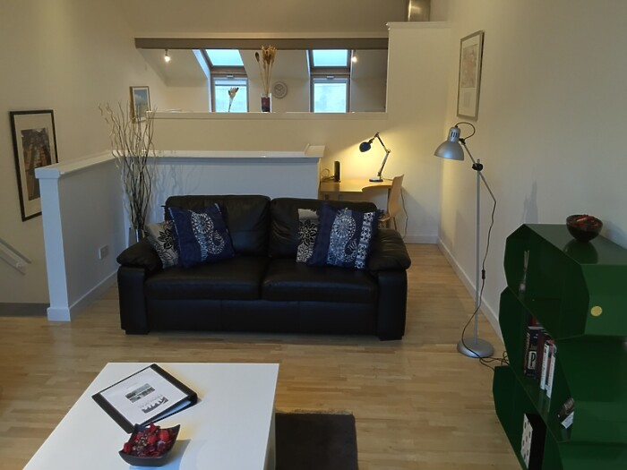 Serviced Lettings - Glasgow Mews Apartment - 5