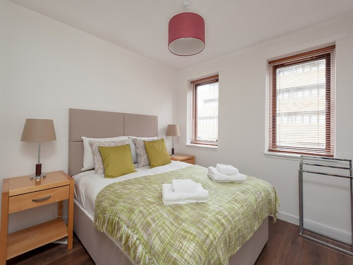 Serviced Lettings - James Watt Apartments - 4