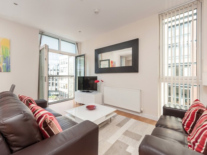 Serviced Lettings - Glasgow Quay Apartments - 1