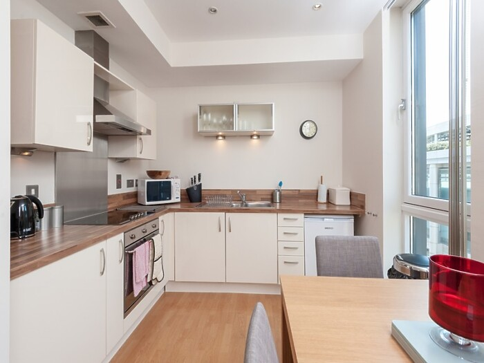 Serviced Lettings - Glasgow Quay Apartments - 2
