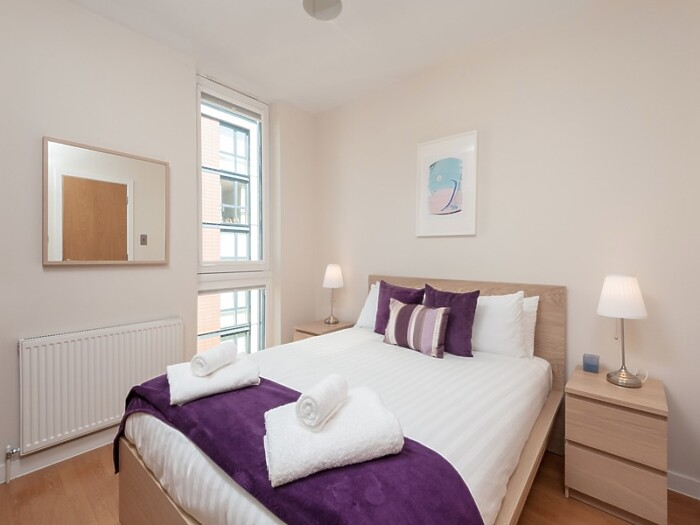 Serviced Lettings - Glasgow Quay Apartments - 3