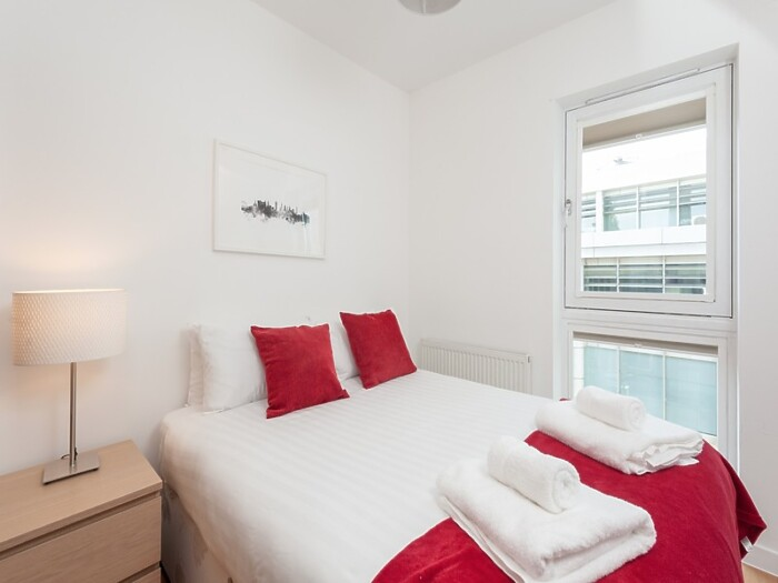 Serviced Lettings - Glasgow Quay Apartments - 4