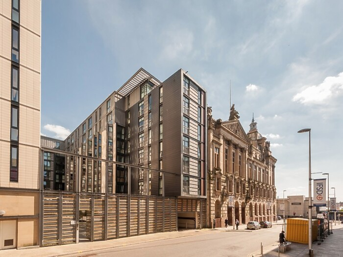 Serviced Lettings - Glasgow Quay Apartments - 6