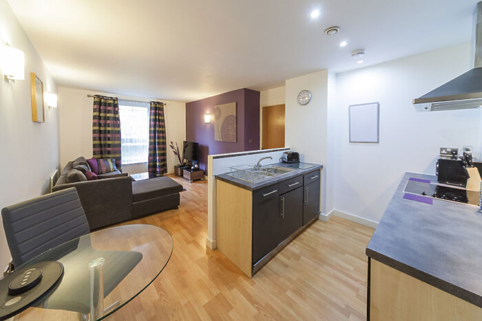 Serviced Lettings - West One Apartments - 5