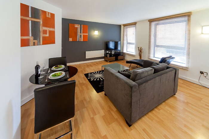 Serviced Lettings - West One Apartments - 6
