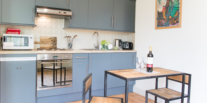Serviced Lettings - Unthank Terrace Apartments – One Bed - 3