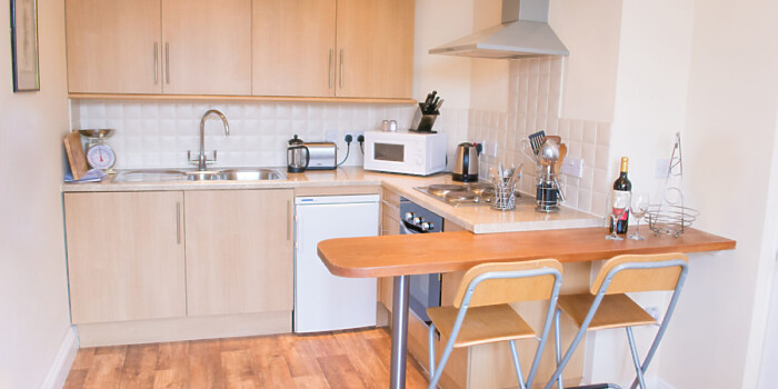 Serviced Lettings - Unthank Terrace Apartments - 4