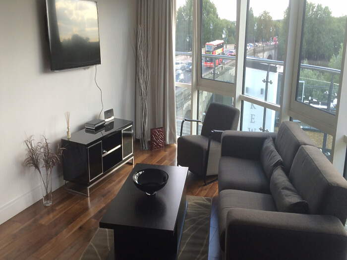 Serviced Lettings - Chiswick Bridge Apartments - 1