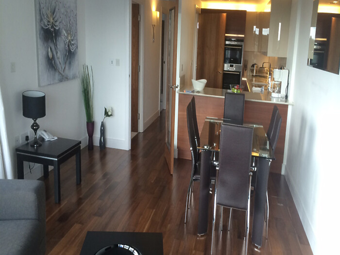 Serviced Lettings - Chiswick Bridge Apartments - 2