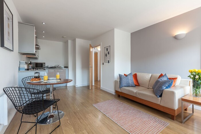 Serviced Lettings - Waterloo Apartments - 1