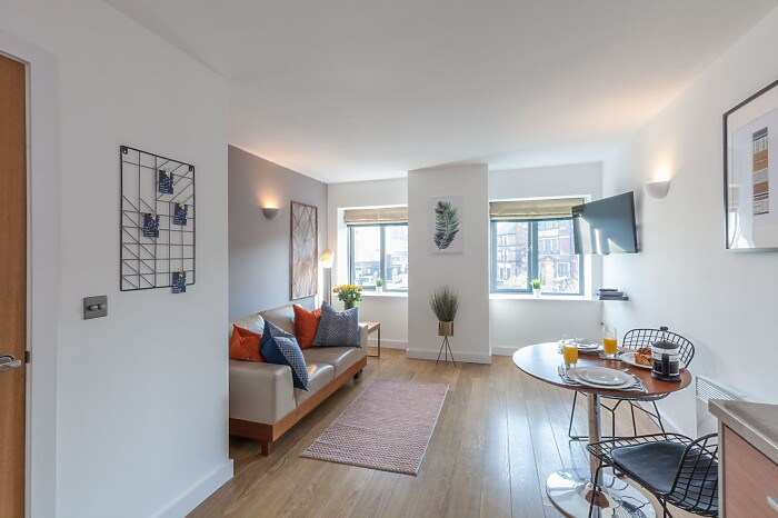 Serviced Lettings - Waterloo Apartments - 2