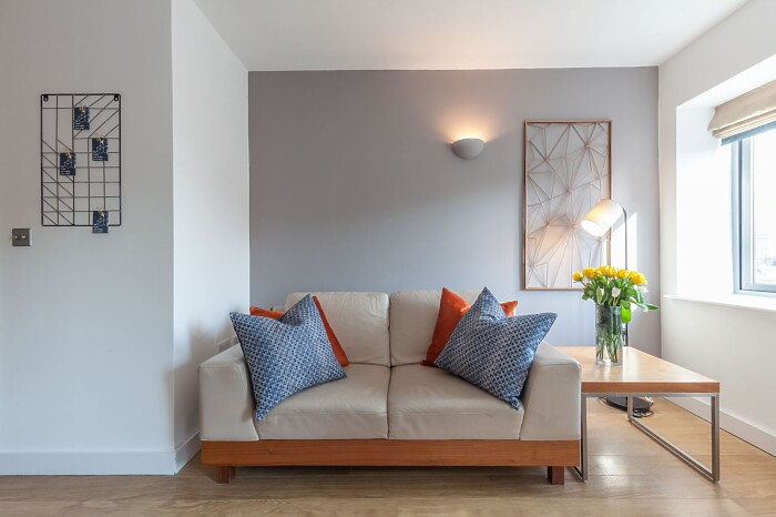 Serviced Lettings - Waterloo Apartments - 4