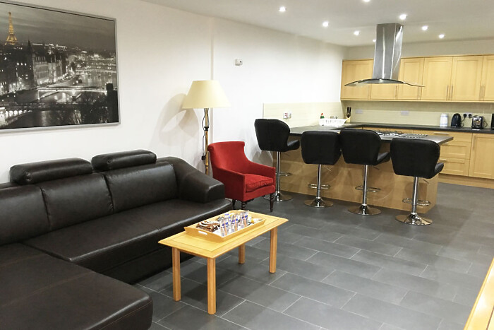 Serviced Lettings - Croydon Central Apartments - 2