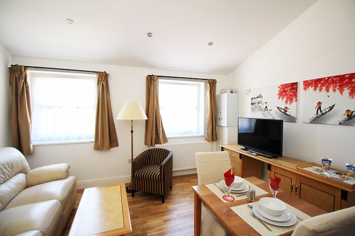 Serviced Lettings - Croydon Central Apartments - 4