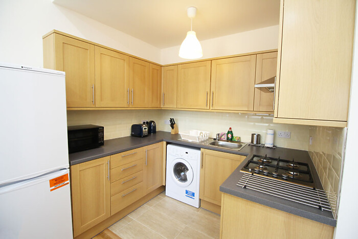 Serviced Lettings - Croydon Central Apartments - 5